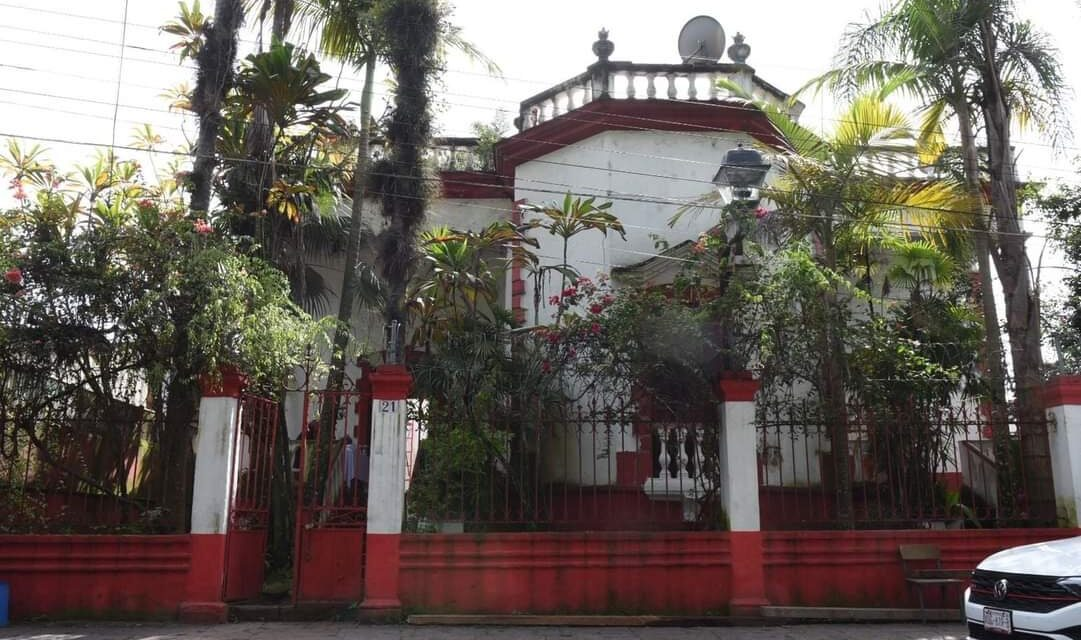 CASA DE DOÑA FALLA SERÁ RESTAURADA Y ALBERGARÁ MUSEO DE LA MÚSICA VERACRUZANA