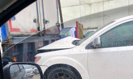 Video: Accidente de tránsito sobre el bulevar Xalapa – Banderilla, a la altura del Cetis