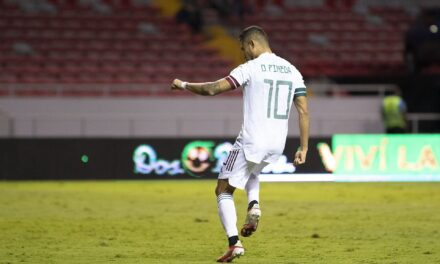 México sufre, pero vence a Costa Rica e hila segunda victoria en eliminatoria rumbo a Qatar