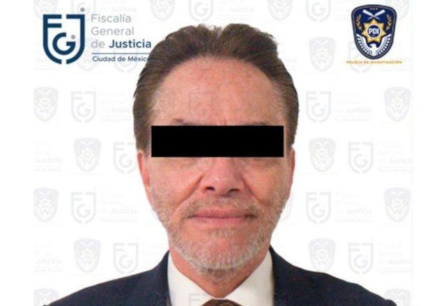 Alejandro del Valle es vinculado a proceso por fraude
