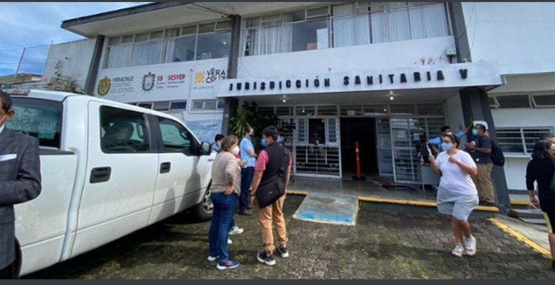 La noche de este martes en Xalapa 46 casos positivos de covid 19 y lamentablemente 4 defunciones