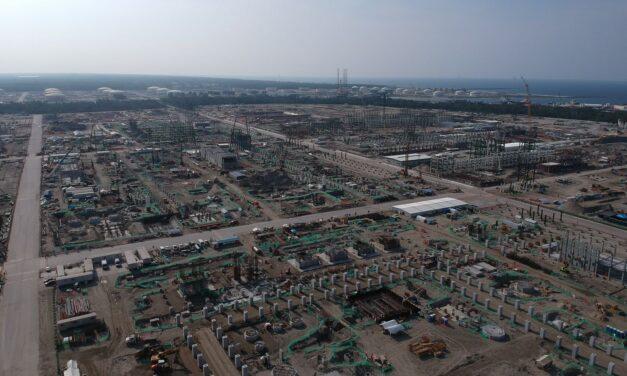 Construcción e inversión en Infraestructura