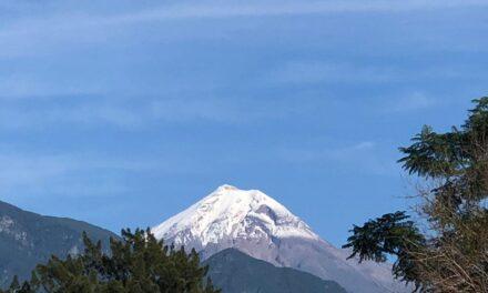 Pico de Orizaba no está en Veracruz, según el INEGI está en Puebla