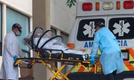 México reporta 748 muertes más por covid y 11 mil 808 nuevos contagios