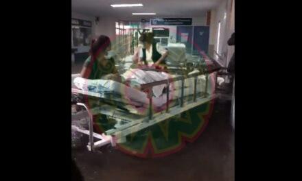 Inundación en clínica del IMSS en Tula deja 16 muertos
