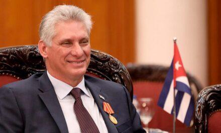 Presidente de Cuba estará en México para celebrar el Día de la Independencia: AMLO