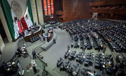 Con el voto del PRI, Morena y aliados aprueban Ley Orgánica de la Armada de México