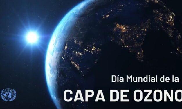 Día Preservación Capa Ozono Tierra El 16 de septiembre