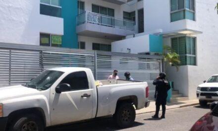 Localizan persona sin vida en departamento de Boca del Río