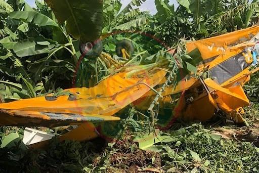 Cae avioneta en los límites de Tabasco con Chiapas