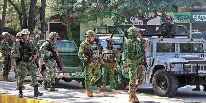 Niega AMLO militarización del país