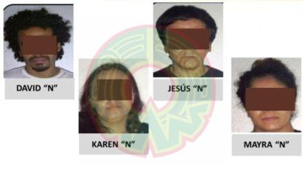 Sentencian a 100 años de prisión a 4 secuestradores en Veracruz
