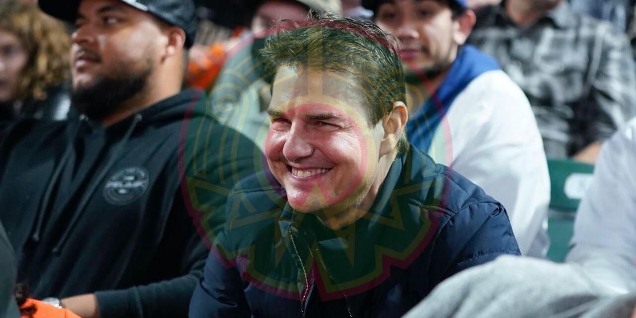 """Qué te pasó Tom Cruise? La polémica por su """"nuevo rostro"""