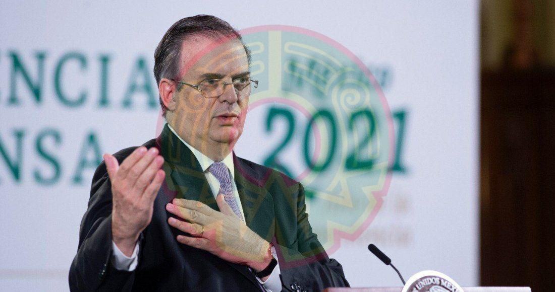 Marcelo Ebrard confirma que SÍ buscará la Presidencia en 2024