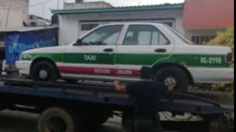 Recupera SSP ocho unidades vehiculares en cuatro municipios