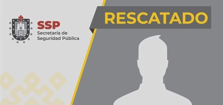 Rescata SSP a persona privada de la libertad en Boca del Río