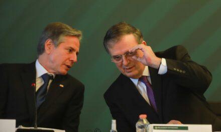 No es un acuerdo de cooperación cualquiera, es una alianza en materia de seguridad: Marcelo Ebrard