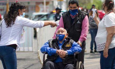 En las últimas 24 horas se registraron 2 mil 690 contagios por covid-19, así como 128 nuevos decesos en México
