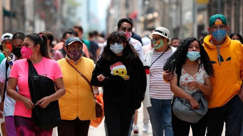 México reporta 420 muertes y 6 mil 320 contagios por covid en 24 horas