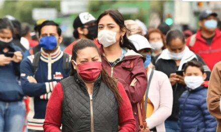 México registró en las últimas 24 horas 5 mil 286 casos y 434 muertes por COVID-19
