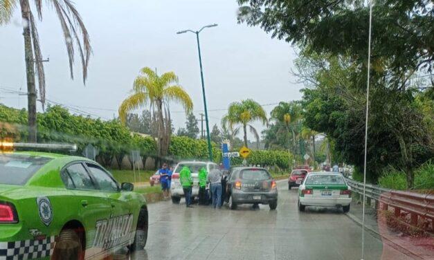 Galería: Van 4 accidentes en la carretera Xalapa – Coatepec este domingo