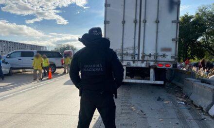 Accidente en la carretera Puebla-Córdoba