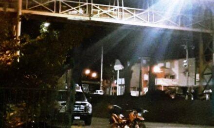 Se quita la vida en el puente de Maestros Veracruzanos, Xalapa