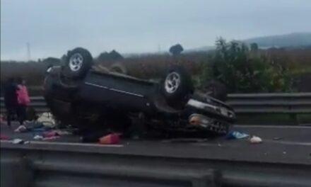 Mueren dos menores en accidentes sobre la carretera Puebla – Orizaba
