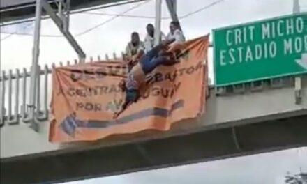 VIDEO   Hombre que pretendía atentar contra su vida queda lesionado, en Morelia